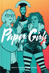 PAPER GIRLS, Band 4,