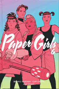 PAPER GIRLS, Band 6, Cross Cult