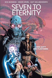 SEVEN TO ETERNITY, Band 1, Der Gott des Fl�sterns