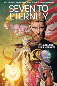 SEVEN TO ETERNITY, Band 2, Cross Cult