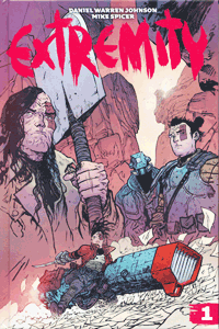 EXTREMITY, EXTREMITÄT, Band 1, Cross Cult