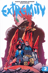 EXTREMITY, EXTREMITÄT, Band 2, Cross Cult
