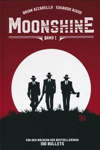 MOONSHINE, Mondschein, Band 1, Familiengeheimnisse