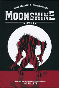 MOONSHINE, Mondschein, Band 2, Cross Cult