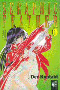 Seraphic Feather, Band 1, Egmont Manga & Anime