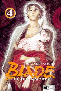 Blade of the Immortal, Band 4, Egmont Manga & Anime