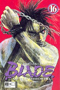 Blade of the Immortal, Band 16, Egmont Manga & Anime