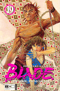 Blade of the Immortal, Band 19, Egmont Manga & Anime