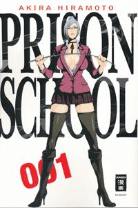 PRISON SCHOOL, Band 1, Fünf Jungen
