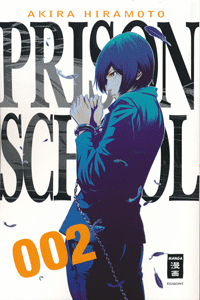 PRISON SCHOOL, Band 2, Egmont Manga & Anime