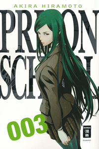 PRISON SCHOOL, Band 3, Egmont Manga & Anime