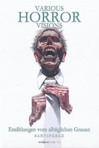 Various Horror Visions, Einzelband, Diabolo Comics