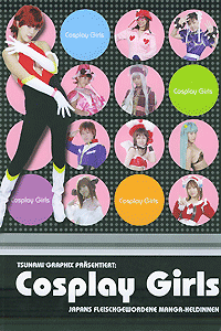Tsunami Graphix, Einzelband 1, Cosplay Girls