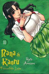 Nana & Kaoru, Band 11, Planet Manga