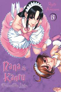 Nana & Kaoru, Band 15, Planet Manga
