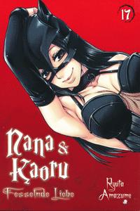Nana & Kaoru, Band 17, Planet Manga