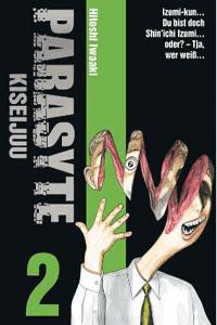 PARASYTE - KISEIJUU, Band 2, Skrupel