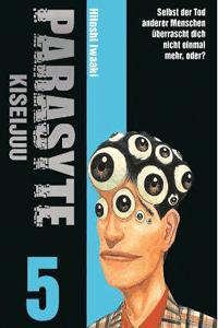 PARASYTE - KISEIJUU, Band 5, Panini Manga