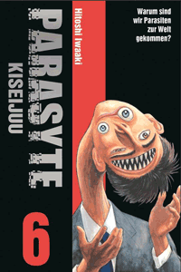 PARASYTE - KISEIJUU, Band 6, Panini Manga