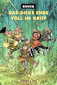 Die Abenteuer des Herrn Nachbarn, Band 1, Schreiber & Leser