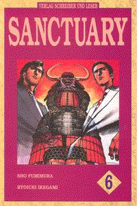 Sanctuary, Band 6, Der neue Don, . . .