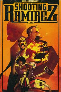 Shooting Ramirez, Band 1, Schreiber & Leser