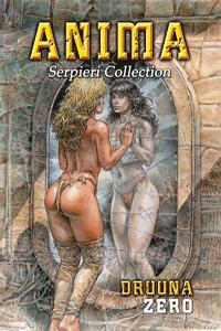 Serpieri Collection - Druuna 0, Band 0, Schreiber und Leser