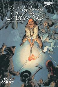 Die Überlebenden des Atlantiks | Integral, Band 1, Kult Comics