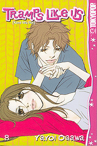 TRAMPS LIKE US, Band 8, Tokyopop