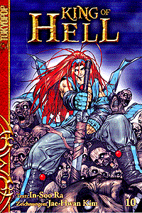 King of Hell, Band 10, Tokyopop