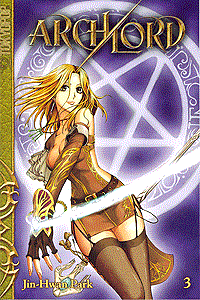 Archlord, Band 3, Tokyopop