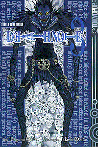 Death Note, Band 3, Tokyopop