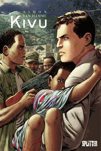 KIVU, Einzelband, Splitter Comics