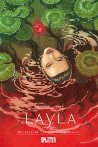LAYLA, Einzelband, Splitter Comics