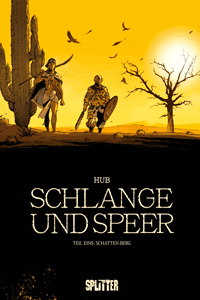 Schlange und Speer, Band 1, Splitter Comics