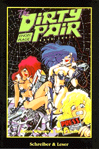 Dirty Pair, Band 2, Engelplage