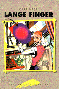 LANGE FINGER, Einzelband, Edition Rossi Schreiber