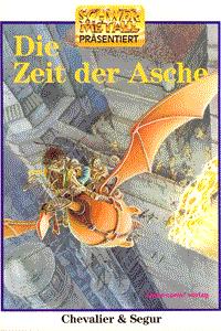 Die Zeit der Asche, Band 1, Alpha-Comic Verlag