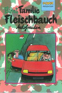 Familie Fleischbauch, Comix 31, Autofreuden
