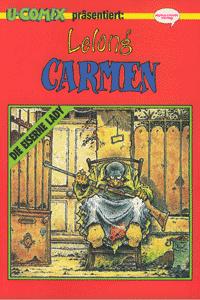 Carmen, Band 4, Die eiserne Lady