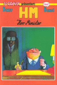 Herr Minister, comix 36,