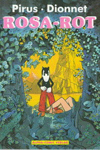 ROSA-ROT, Comix 39, Alpha-Comic Verlag