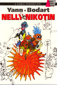 Nelly Nikotin, Comix 69, Alpha-Comic Verlag
