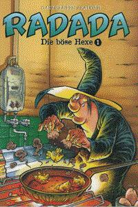 Radada, Einzelband, Die b�se Hexe