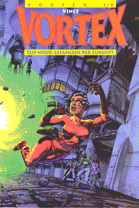 Vortex, Band 2, Alpha-Comic Verlag