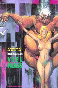 Vielfrass, Einzelband, Alpha-Comic Verlag