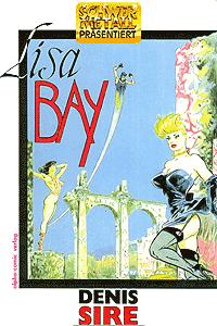 LISA BAY, Einzelband, Alpha-Comic Verlag