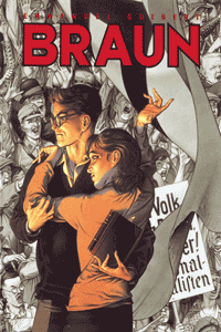 Braun, Einzelband, Alpha-Comic Verlag