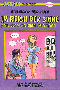 Im Reich der Sinne, Band 2, Alpha-Comic Verlag