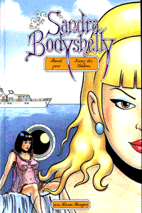 Sandra Bodyshelly, Band 2, Edition Kunst der Comics